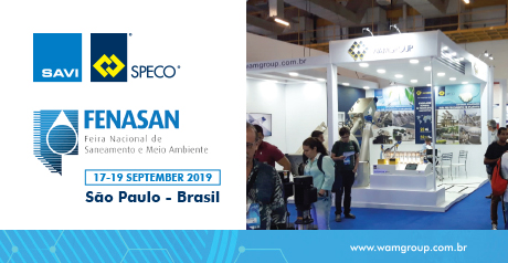 WAMGROUP attended one of the largest events of the sector in SÃO PAULO